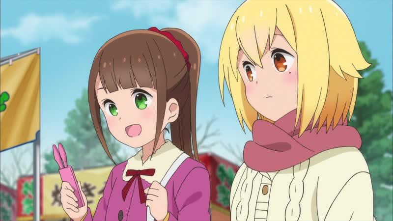 Hitoribocchi no Marumaru Seikatsu Жизнь не в Одиночку 10 серия Озвучка SlivciS Kiyoko Koheiri D2kun AniLibria