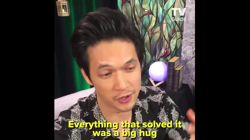 TVGuide Heres what @HarryShumJr had to say about that Glee reunion on @DropTheMicTNT