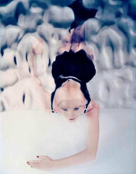 На грани сюрреализма: потрясающие фотографии Эрвина Блюменфельда, сделанные в 1940-х годах Если вы думаете, что в эру, когда не было фотошопа, невозможно было сделать фотографии, поражающие
