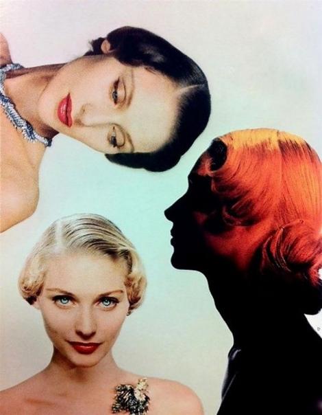 На грани сюрреализма: потрясающие фотографии Эрвина Блюменфельда, сделанные в 1940-х годах