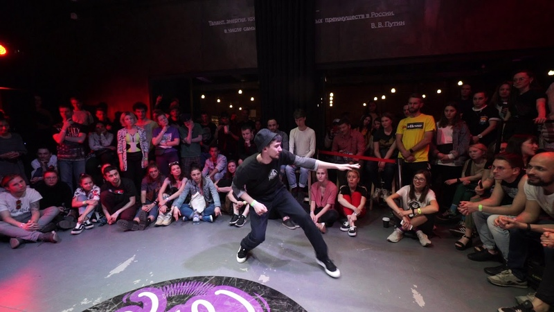 Singa vs Lozovoy handstyles 1 4 Back to the future battle 2019