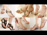 Latest Summer Fancy Wedding sandals For Girls Elegant Party Wear Sandals Designs For Ladies