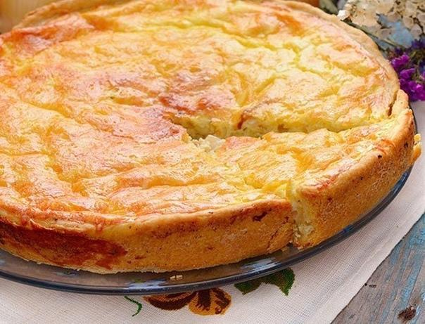 Вкуснейшие заливные пироги