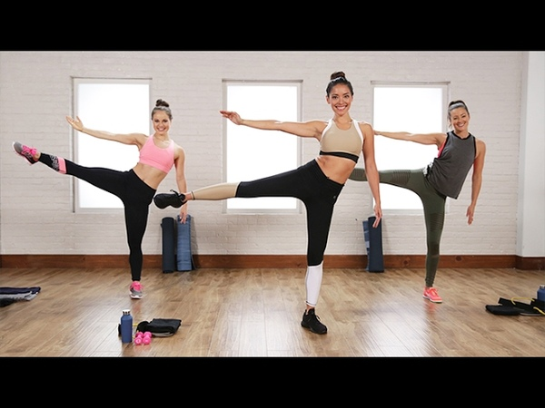 The 40-Minute Boxing and Toning Workout Victorias Secret Models Love | Class FitSugar