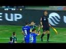 Dudu se revolta com marcação de lateral... e pede VARPalmeirasCruzeiro CopadoBrasil⠀