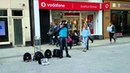Time To Say Goodbye - A brilliant busker in Dublin