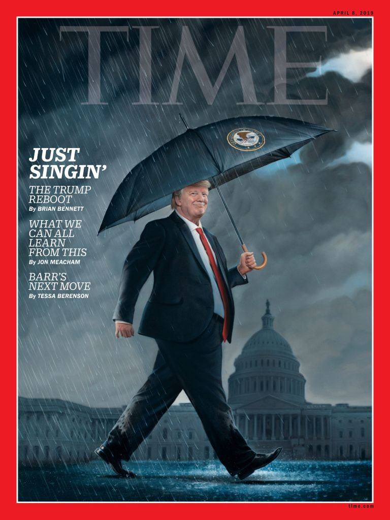 Time USA - April 08, 2019