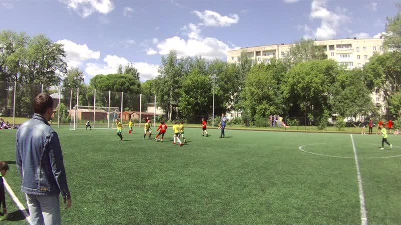 фрагмент матча ⚽ ACADEMY Амкар ⚽