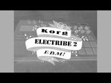 korg electribe 2 ebm industrial