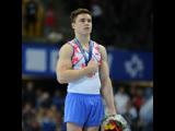 Российские гимнасты выиграли две золотые медали на Кубка мира