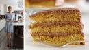 Торт Медовик с Шоколадным Кремом Быстрый и Вкусный Рецепт от Эгине Heghineh Cooking Show
