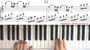 ОЧЕНЬ ПРОСТАЯ КРАСИВАЯ МЕЛОДИЯ на пианино Очень Легкая мелодия Very Simple Piano Melody Beautiful