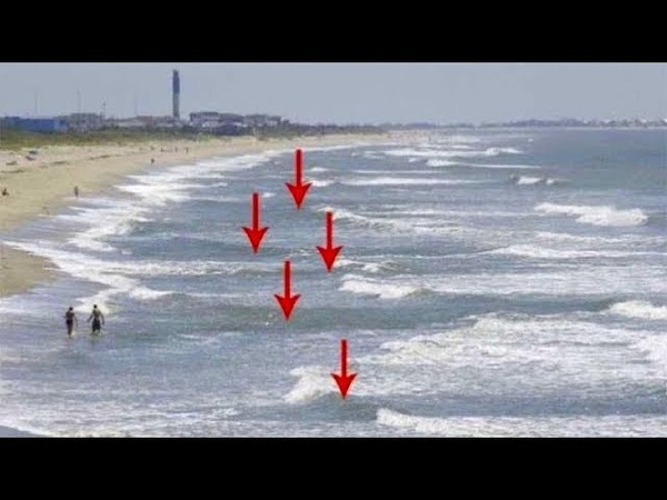 Это загадочное явление на море уносит сотни жизней в год, но многие даже не слышали о нем