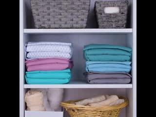 Clothes folding hacks