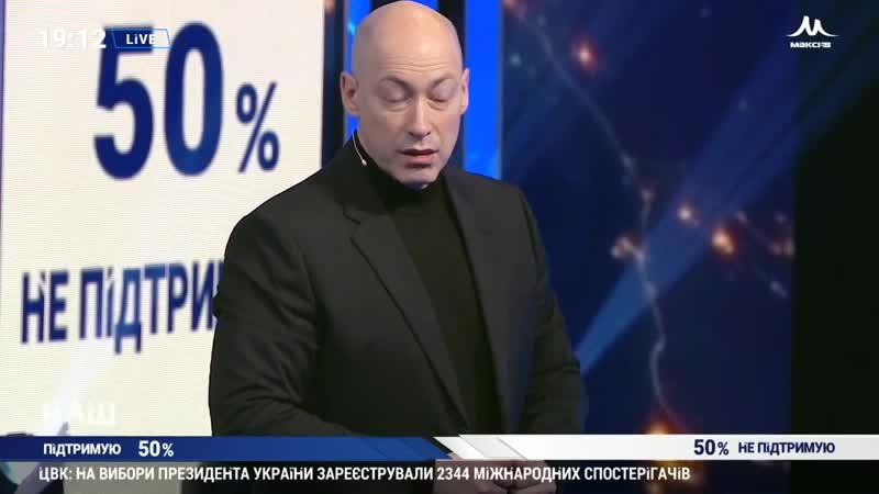 Iгор Смешко посів перше місце в президентському рейтинг