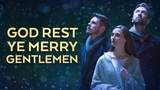 OFFICIAL VIDEO God Rest Ye Merry Gentlemen - Peter Hollens feat. The Hound + The Fox