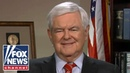 Newt Gingrich JUST PUT THE FEAR OF GOD ON BIG DEMS!! ALL HELL BROKE LOOSE!!