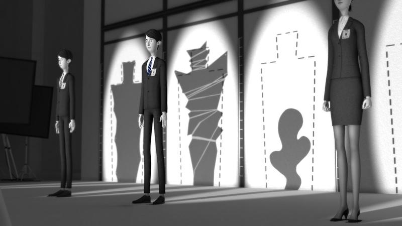 그림자도둑(Shadow Thief)-각기 다른 모양의 그림자를 가진 세상에서 적응하지 못하는