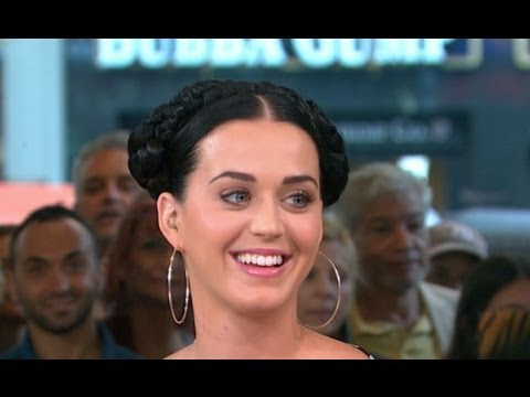 Katy Perry Interview 2013 Singer Roars Her Way to Top with Eighth Number One Single