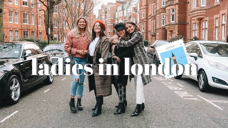 VLOG | BEST FRIEND'S DREAM BIRTHDAY TRIP TO LONDON