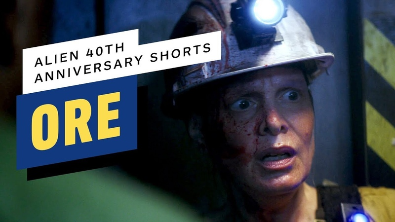 Alien 40th Anniversary Short Film Ore