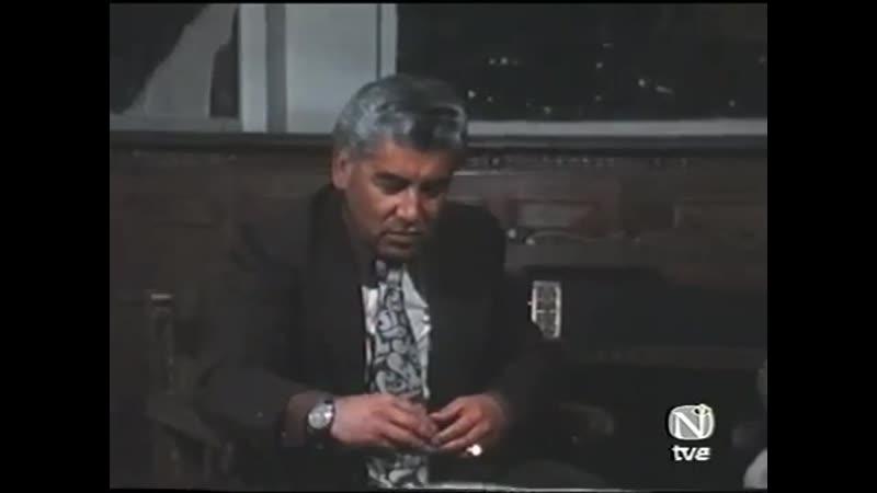 1974 El IPRI y los ovnis Grupo RAMA Rosciano y Ganímedes TVE Los Reporteros