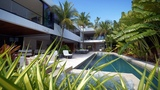Epitome of Ultra-Modern Luxury Waterfront Home -- Lifestyle Production Group