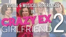 Visual Musical References in Crazy Ex Girlfriend (Season 2)