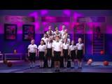 Детский хор Сергея Светлакова || Новый сезон шоу «Слава богу, ты пришёл!» сегодня в 23:00 на СТС