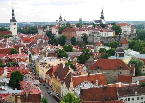 История Таллина до его присоеденении к Российской империи