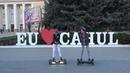 Танцы на гироскутере Wheel Smart Board / Dancing on a hoverboard Smart Balance