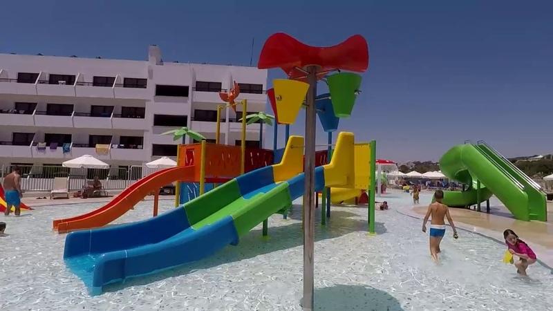 Tofinis Hotel Splash World Ayia Napa Cyprus