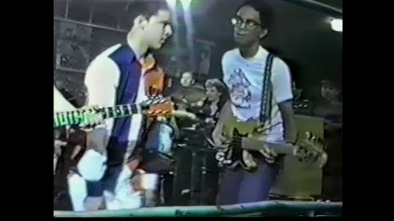 JFA Jody Foster's Army live concert May 3rd 1983 Madison Square Gardens Phoenix AZ