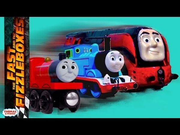 Thomas Friends UK The Fast and the Fizzleboxes Compilation BONUS Scenes Thomas Friends UK