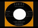 The Belmonts - I Need Some One (Stereo)