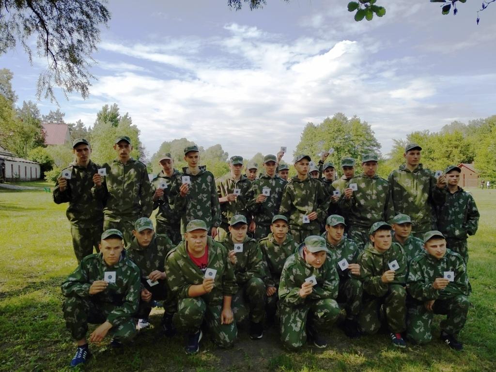 Военно-полевые сборы для студентов СУЗов