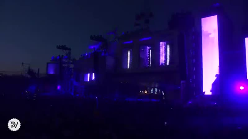 Armin van Buuren live at Parookaville 2018