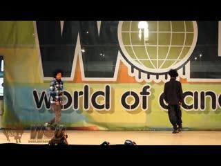 Les twins yak films  world of dance 2010 vallejo, ca  bay area wod