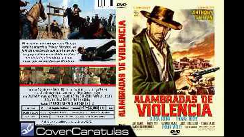 Pochi dollari per Django (Alambradas de Violencia) (1966) (Español)