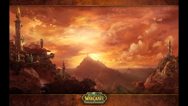 World Of Warcraft Music Tribute - The Burning Crusade
