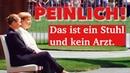 Frau Merkel, das ist ein Staatsempfang und kein Wartezimmer! Und wie war das mit 3 Gläsern Wasser?