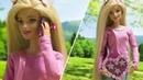 Лайфхаки для Бабри / 5 простых лайфхаков для куклы Барби своими руками