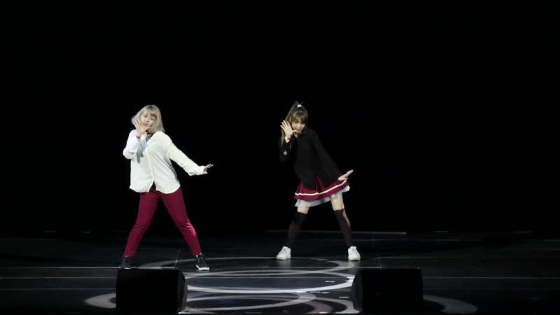 2 18 6 ELM и Ringeko Москва Miume Kimagure Prince Romeo and Cinderella