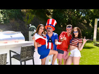 [mylf] ariella ferrera, jennifer jacobs - independence day pussy play newporn2019