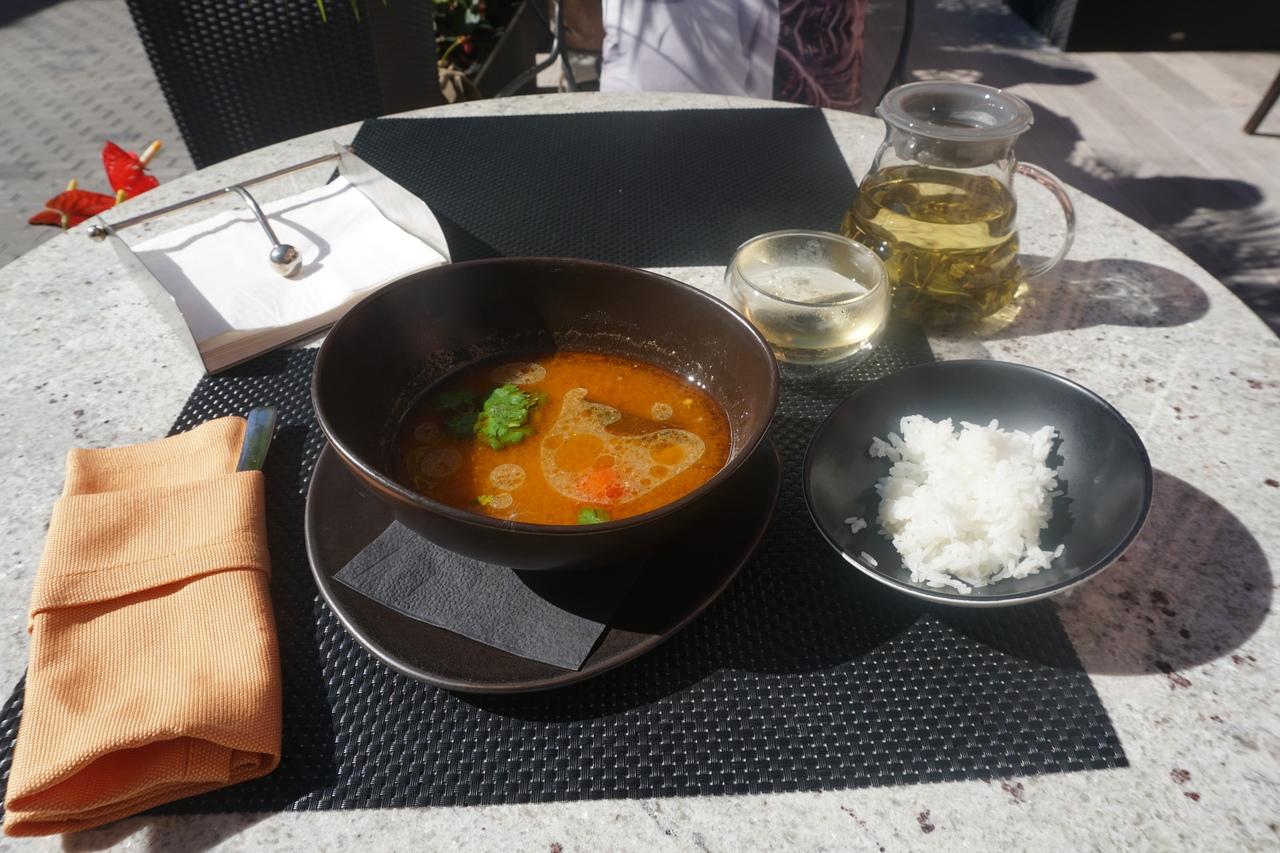 Бизнес-ланчи в ресторане BlackThai. Достойные обеды