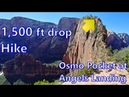 My Most Insane Extreme Hike Angels Landing Osmo Pocket