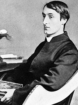 ДЖЕРАРД МЭНЛИ ХОПКИНС. ПОЭТ, ИЕЗУИТ. Джерард Мэнли Хопкинс (англ.Gerard Manley Hopins, 28 июля1844, Стратфорд, Эссекс 8 июня1889, Дублин) английский поэт и католический священник. Иезуит. При