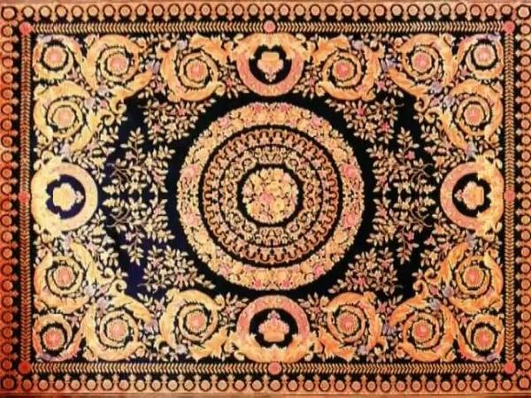 Китайские ковры Версаль Голд