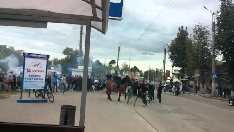 31.08.2014 Текстильщик Иваново vs Шинник Ярославль