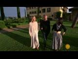 Стинг и Труди о своей тосканской вилле в программе CBS 'Sunday Morning'